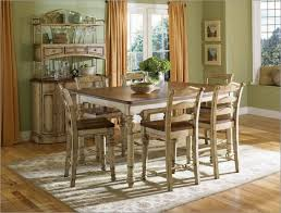 antique white dining room ohana 7 piece 60 42 dining room set in