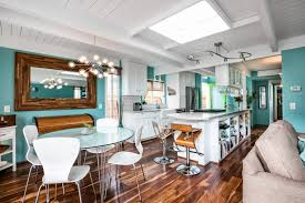 interior design mid century modern beach house now on the market
