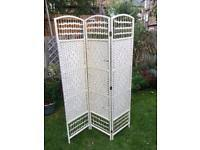 wicker room divider stuff for sale gumtree