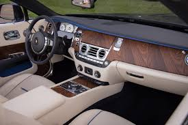 roll royce wood 2017 rolls royce dawn review autoguide com news
