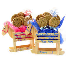 cookie gift basket baby gift baskets new baby rocking cookie gift bouquet at