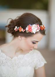 flower girl hair accessories autumn wedding flower girl headband 2228578 weddbook