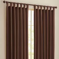 Short Window Curtains by Interior Design Inspirations With Tab Curtains Room Design Cotton
