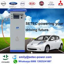 nissan leaf charger type ev battery charging station with ocpp 1 5 setec buy ev battery
