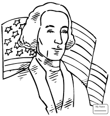 American Flag Doodle Coloring Pages For Kids Holidays Usa Doodle Independence Day 4th