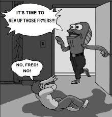 Rev Up Those Fryers Meme - rev up those fryers meme by jellyjorphin memedroid