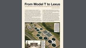 lexus financial toll free process design improvements at wastewater treatment plant