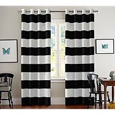 And White Curtains Black White Chevron Panel Pair 84 L 2 Panels