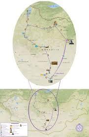 Mongolia On World Map Mongolia Discovery Tour