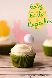 Easter Cupcake Decorations Ideas easy easter cupcake decorations u2026 if you u0027re lucky