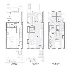 at long last floor plans for our home old town beautiful row house