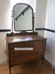 Mirror Dresser Vintage Dressers With Mirrors 102 Outstanding For Vintage Dresser