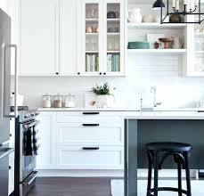 white kitchen cabinets with black hardware hardware for white kitchen cabinets image result for white shaker