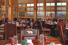 Old Faithful Snow Lodge Obsidian Dining Room - Old faithful inn dining room menu