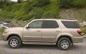 toyota sequoia seating capacity used 2006 toyota sequoia for sale pricing features edmunds