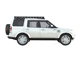 land rover lr3 lifted fro slimline ii roof rack kit land rover discovery lr3 u0026 lr4