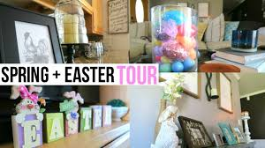 Easter Home Decor by Spring Easter Home Tour 2017 Rustic Chic Decor Page Danielle
