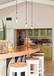 Kitchen Design With Peninsula Peninsula Kitchen Designs With Integrated High Seating Areas And