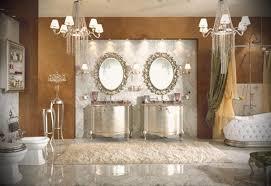 Silver Bathroom Rugs Bahtroom Wonderful Bathroom Design With Pretty Hanging L Above
