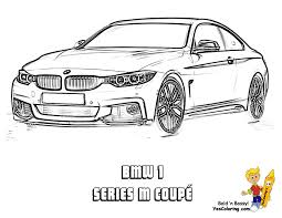 bmw car coloring pages kids coloring