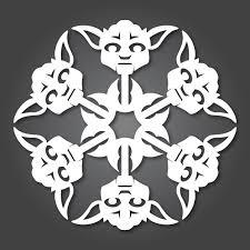 star wars snowflake template doliquid