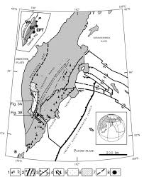 Plate Tectonics Map These Earthquakes The Philippines Region