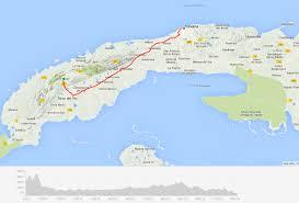 Havana On Map Route Planning U2014 Bike Tour Cuba
