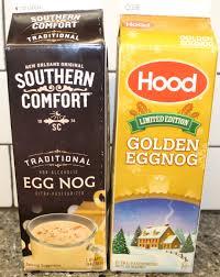 Southern Comfort Drink Review Southern Comfort Egg Nog Vs Hood Eggnog Blind Taste Test Youtube