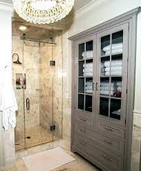 Bathroom Built In Storage Ideas Built In Bathroom Cabinet Ideas Custom Built Vanity For Bathroom
