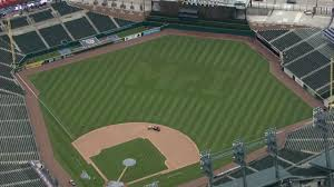 Comerica Park Map Detroit Tigers Opening Day Team Releases Info For Fans