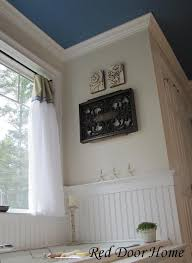 Bathroom Ceiling Ideas Remodelaholic Add Character To Your Ceilings