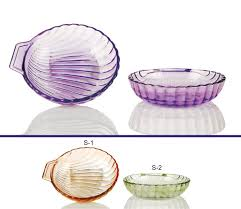 2 glass snack plate set glass snack plate set manufacturer