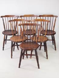 victorian kitchen furniture harlequin set 6 ibex victorian kitchen chairs antiques atlas