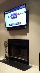 great picture and sound doesn u0027t have to be obtrusive mount a tv