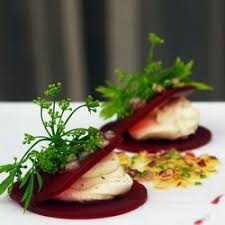goats cheese canape recipes beetroot and goat s cheese canape food