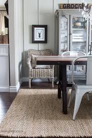 Pottery Barn Sale Rugs by A New Rug For The Dining Room Room Room Rugs And House