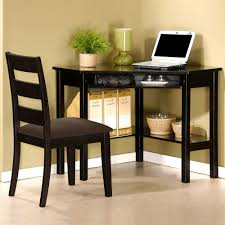 Small Black Corner Desk Corner Writing Desk Ideas Organize Thedigitalhandshake Furniture
