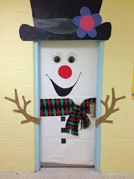 snowman door decorations 11 awesome christmas door decoration ideas for every home