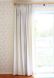 best 25 wooden curtain rods ideas on pinterest wood curtain