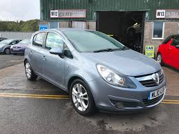 used vauxhall corsa 2010 for sale motors co uk