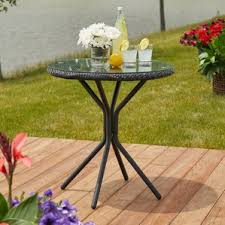 Tile Bistro Table Outdoor Bistro Tables You U0027ll Love Wayfair