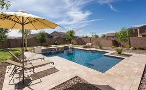 best contemporary pool phoenix by california pools u0026 landscape