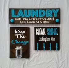 Laundry Room Decor Signs by Laundry Signs Laundry Room Signs Laundry Decor Wash Room