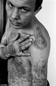 symbols of a life of crime the fading tattoos on russias tattoomagz