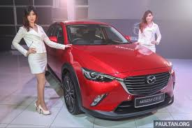 mazda is made in what country mazda cx 3 2 0 launched in malaysia rm131 218