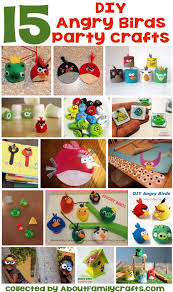 65 diy angry birds ideas about family crafts