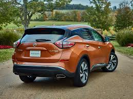 2018 nissan murano platinum changes release date new suv price