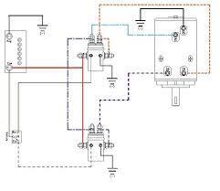 winch wiring schematic extraordinary warn a2000 winch wiring