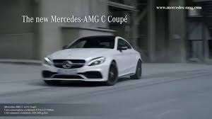 mercedes tv commercial mercedes amg c 63 s coupé never stop challenging tv