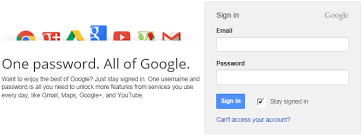 Gmail Sign up – Sign in Gmail Login